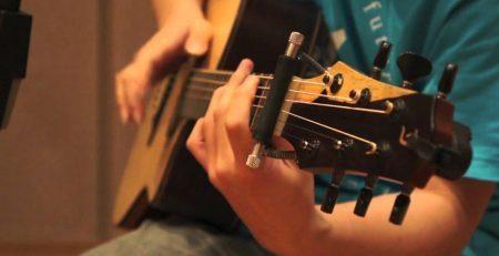 Khóa học đàn Guitar kĩ thuật Tremolo