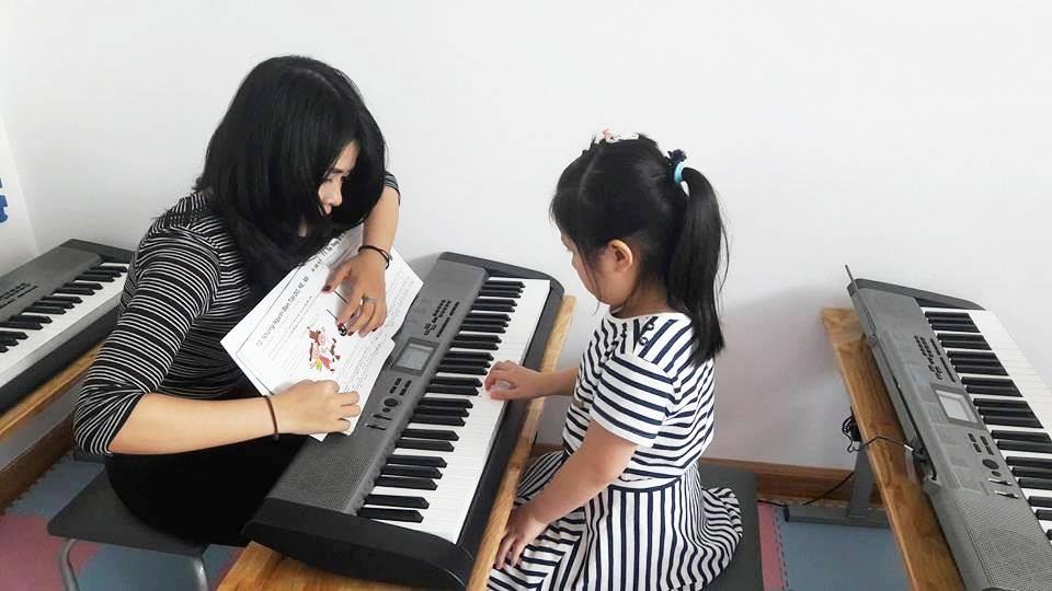 Chọn mua đàn Organ cho BÉ mới học