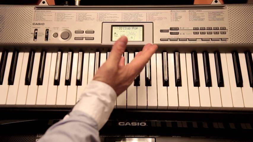 Các bước cơ bản học đàn Organ