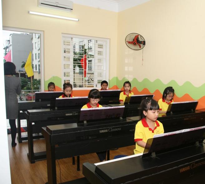 Địa chỉ học đàn Piano tại các Quận tại Tp HCM