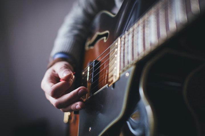 Học đàn GUITAR Jazz