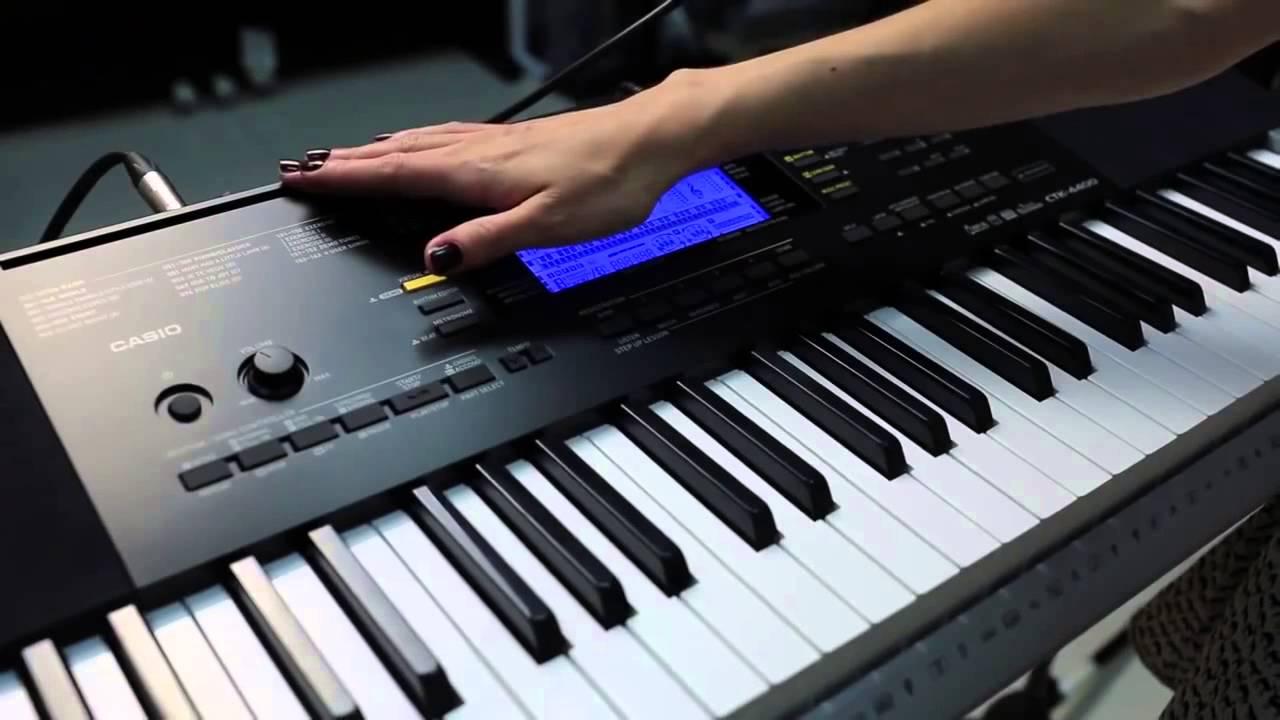 Học đàn Organ bắt đầu từ đâu?