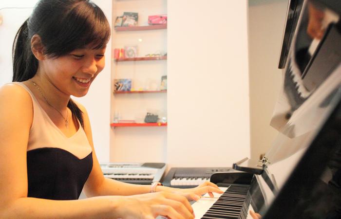 Học đàn Piano dễ hay khó?
