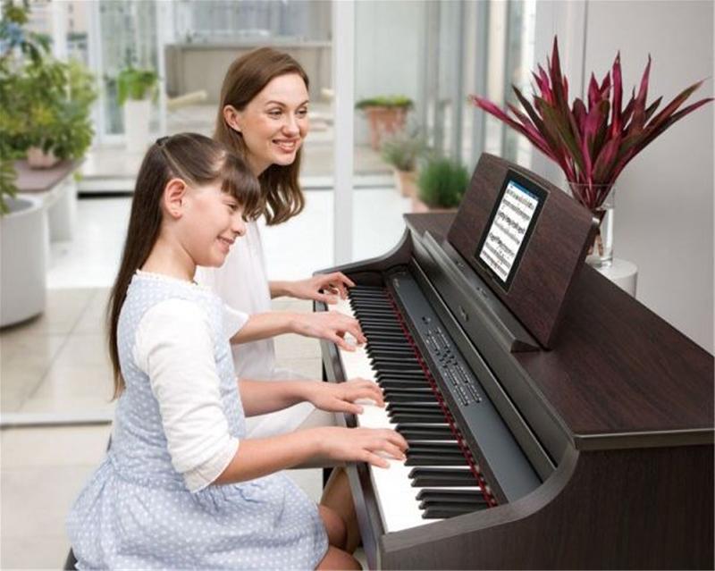 Rèn luyện sự khéo léo, phát huy trí tưởng tượng nhờ học đàn Piano