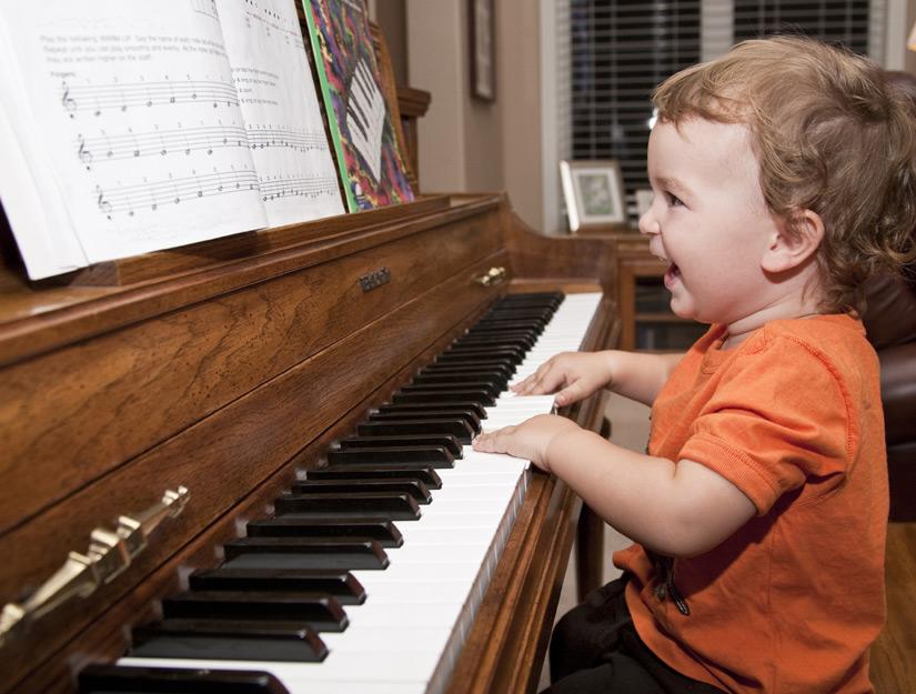 Học Piano có lợi gì?