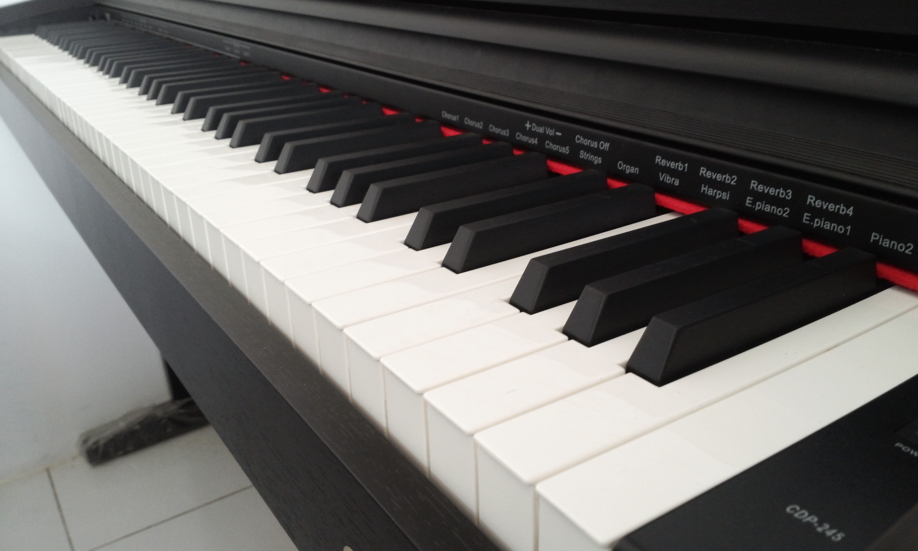 Học piano và Organ khác nhau như thế nào?