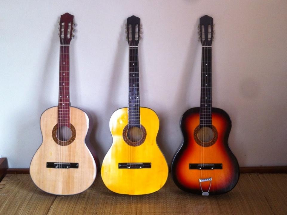 Hướng dẫn tự học Guitar đệm hát cơ bản nhanh nhất