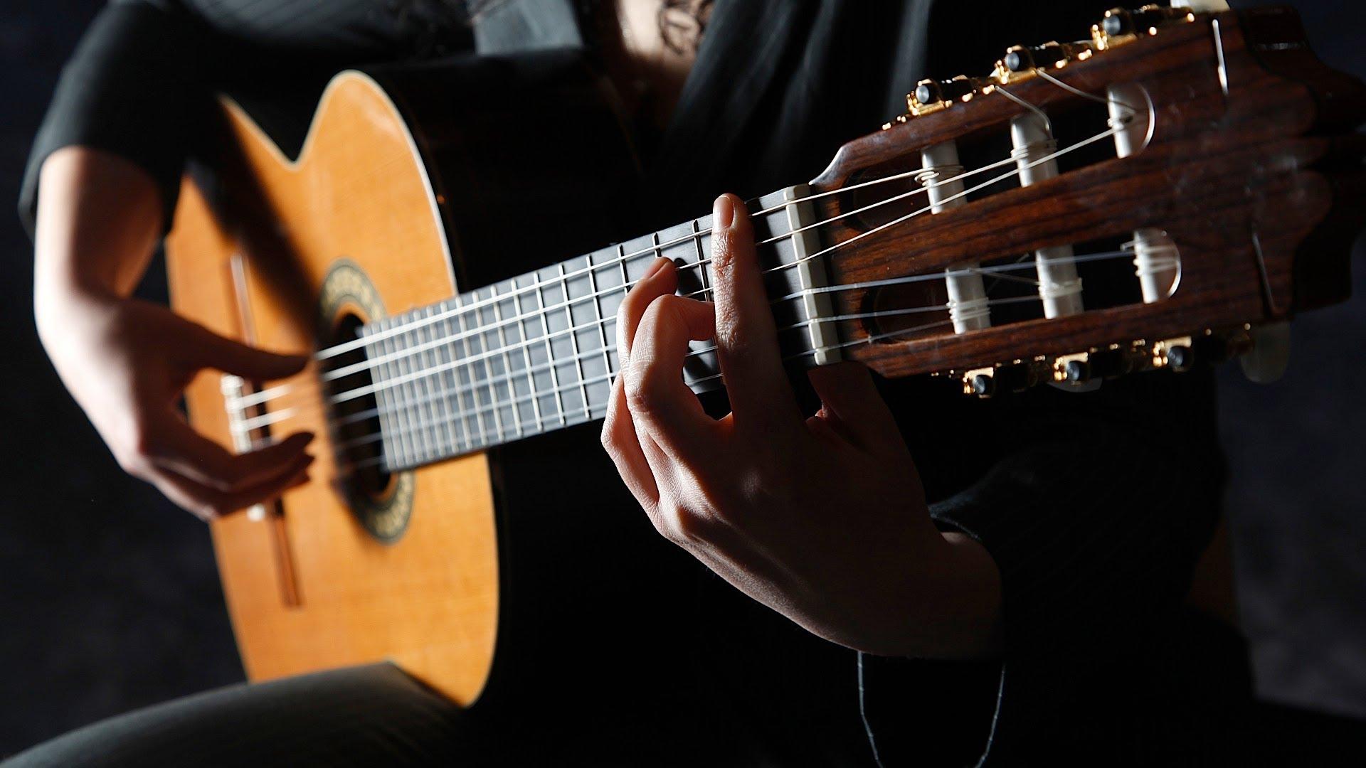 Hướng dẫn tự học đàn GUITAR Flamenco