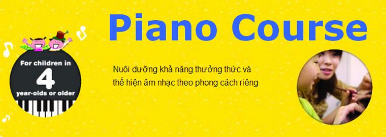 Sound Tree (Piano Course) - Kawai Music School