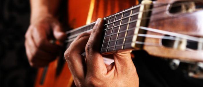 Khóa học đàn GUITAR Solo Acoustic cơ bản