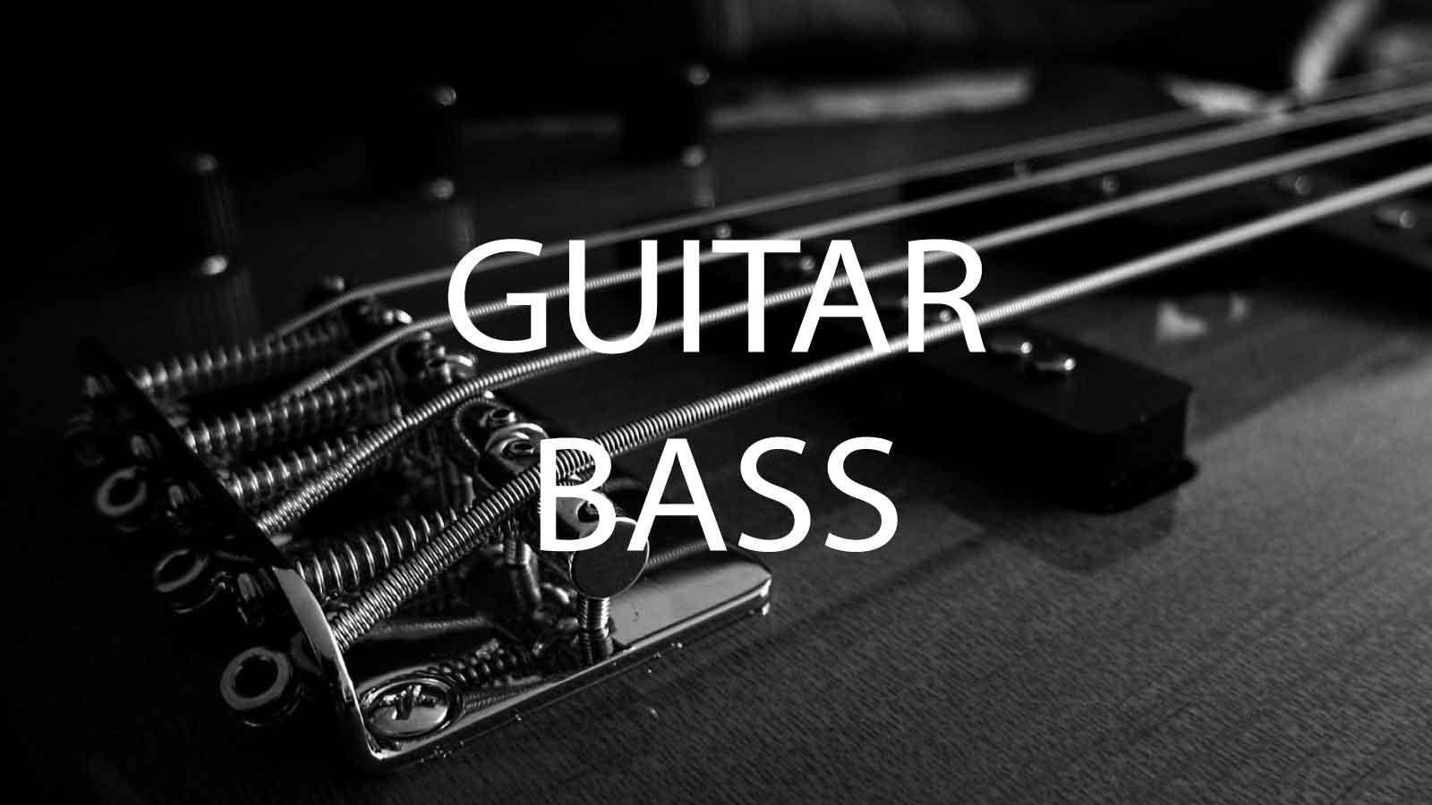 Khóa học đàn GUITAR BASS