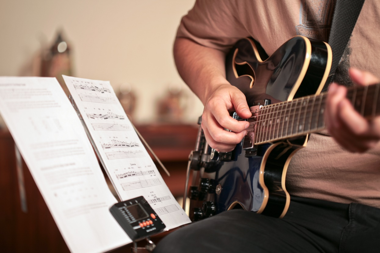 Khóa học đàn GUITAR Cơ bản đến Nâng cao