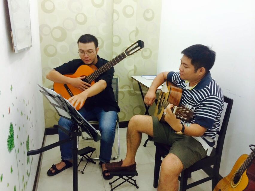 Khóa học đàn Guitar đệm hát