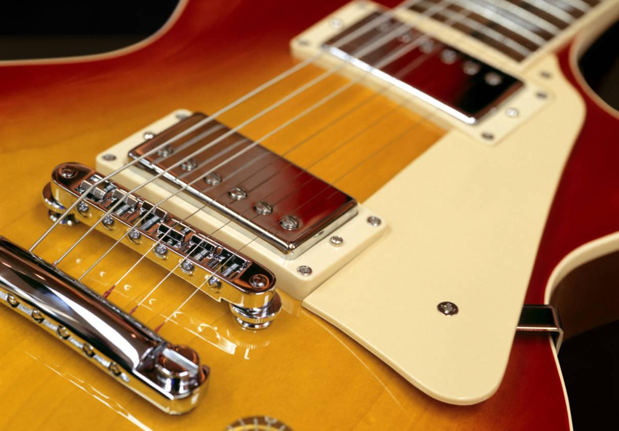 Khóa học đàn Guitar Điện