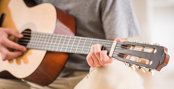 Khóa học đàn Guitar Online
