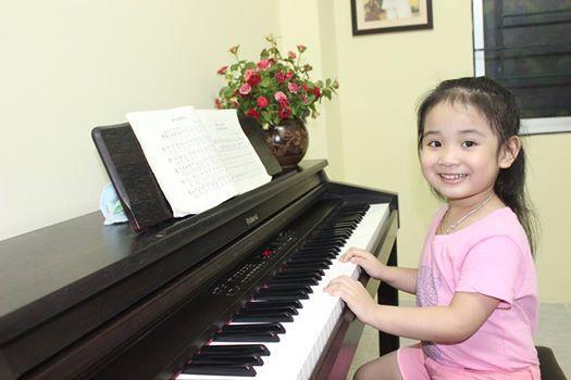 Chương trình học PIANO Cho Trẻ Em