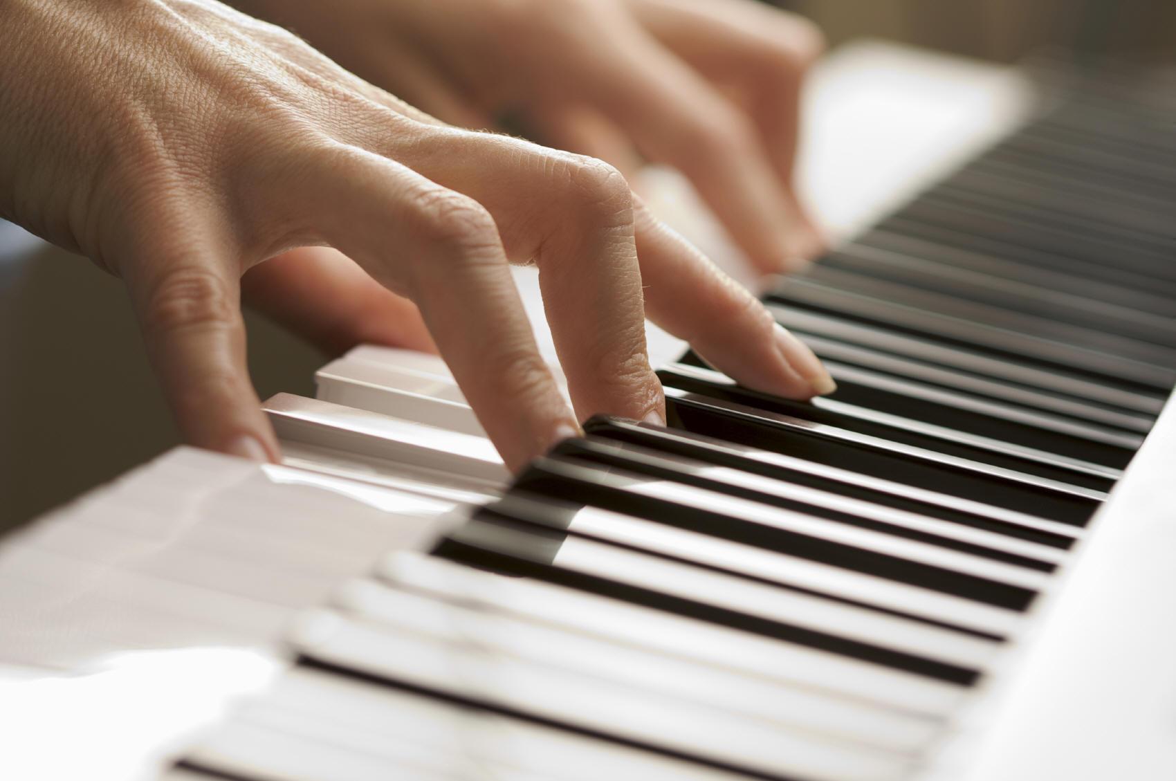 Khóa Học Đàn Piano Đệm Hát