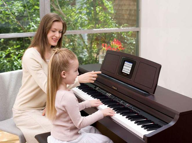 Khóa Học Đàn Piano Giá Rẻ ở Tp HCM