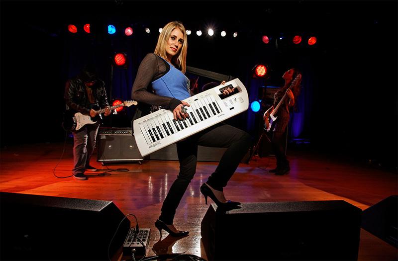 khóa học nhạc công đàn organ
