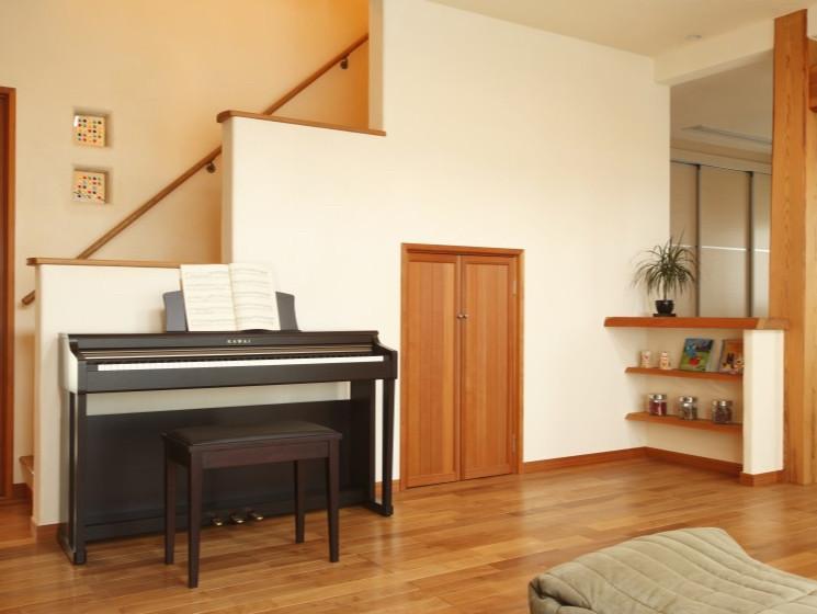 Hướng dẫn bố trí đàn PIANO trong phòng