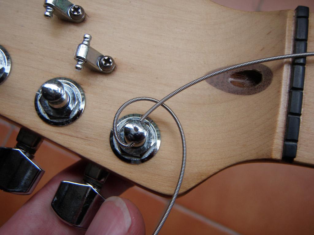 Dây đàn GUITAR và Những điều chưa biết về dây Guitar