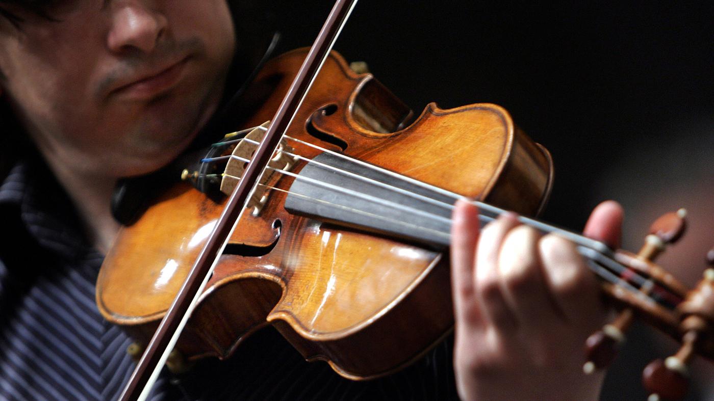 Kết quả hình ảnh cho học đàn Violin
