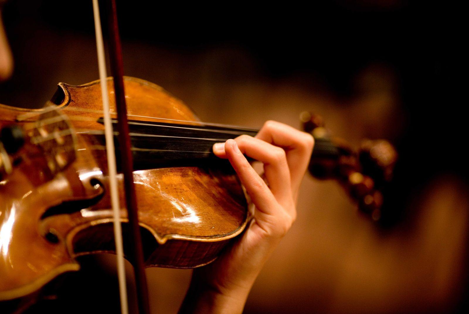 Học đàn Violin chuyên nghiệp