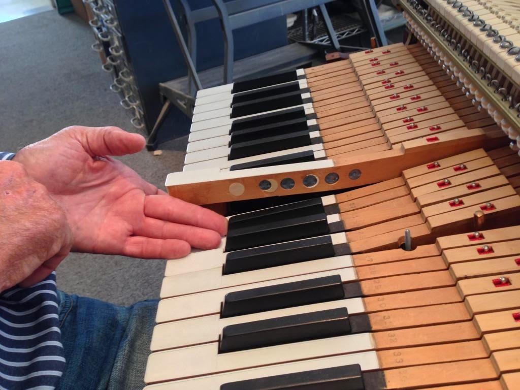 Cẩm nang sử dụng đàn Piano cơ