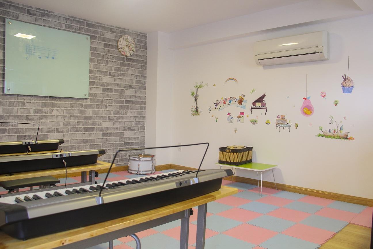 Lợi ích Khóa học đàn Piano cho Trẻ 3-4 tuổi - Hello Music (Basic Course)
