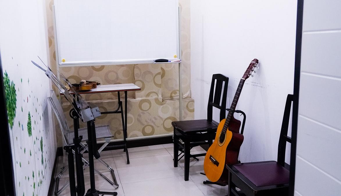 Có năng khiếu mới học Guitar được?