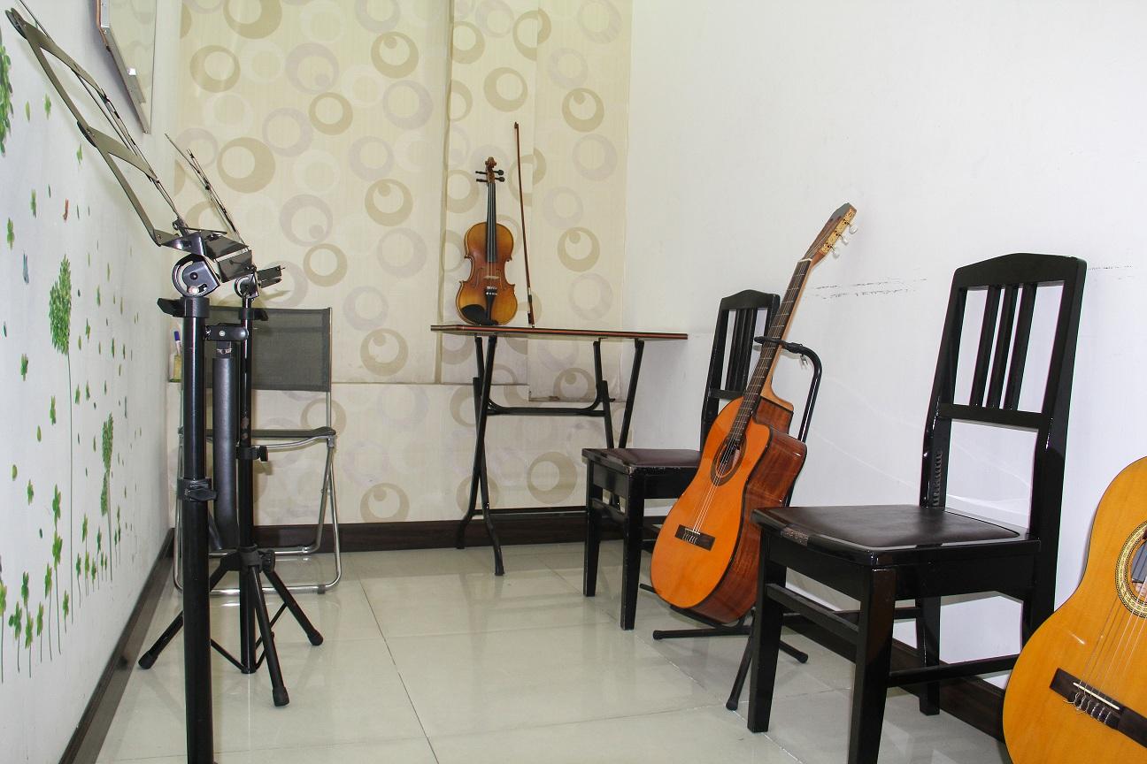 Học đàn Guitar cần phải có năng khiếu?