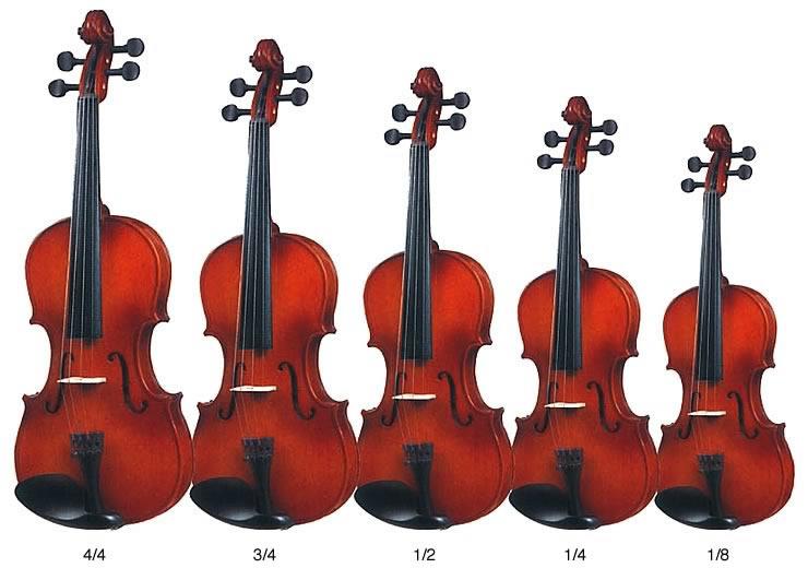Các loại đàn Violin tốt cho người mới học
