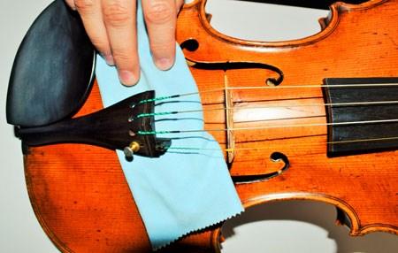 Kinh nghiệm bảo quản đàn Violin tốt nhất
