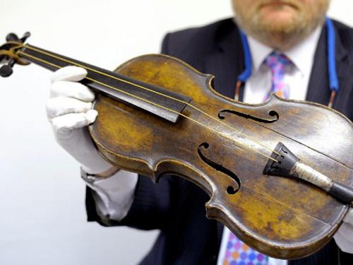 Tóm tắt lịch sử ra đời của Violin