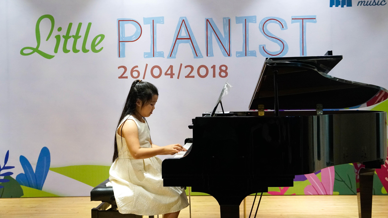 Little Pianist 2018 VTMS Crescent Mall quận 7