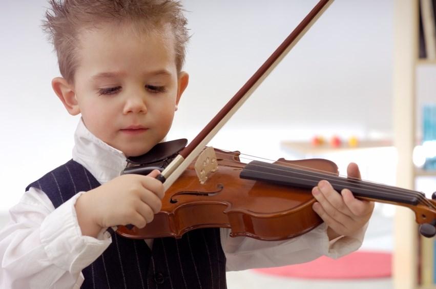 Lựa chọn đàn Violin dành cho bé từ 9 – 11 tuổi