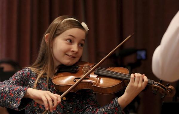 Lợi ích khi cho trẻ học Violin
