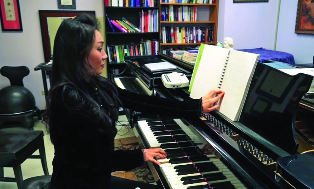 Phương pháp dạy người khiến thị học đàn Organ