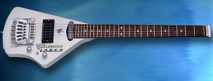Cách phân biệt đàn Guitar Lazer thật và nhái