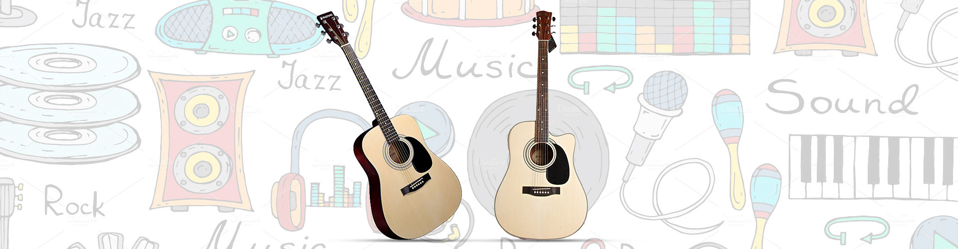 Cách phân biệt đàn Guitar Suzuki thật và nhái