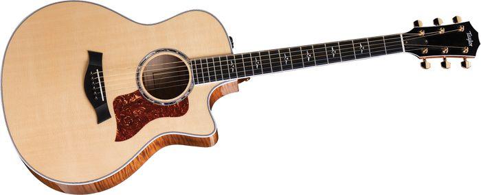 Cách phân biệt Guitar Taylor chính hãng và hàng nhái