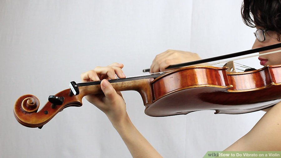 Hướng dẫn kỹ thuật chơi Vibrato với Violin