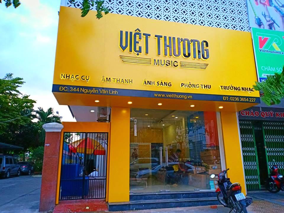 Việt Thương Music School khai trương chi nhánh Đà Nẵng