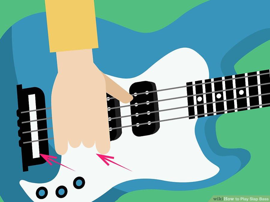 Hướng dẫn kỹ thuật chơi Slap Bass Guitar