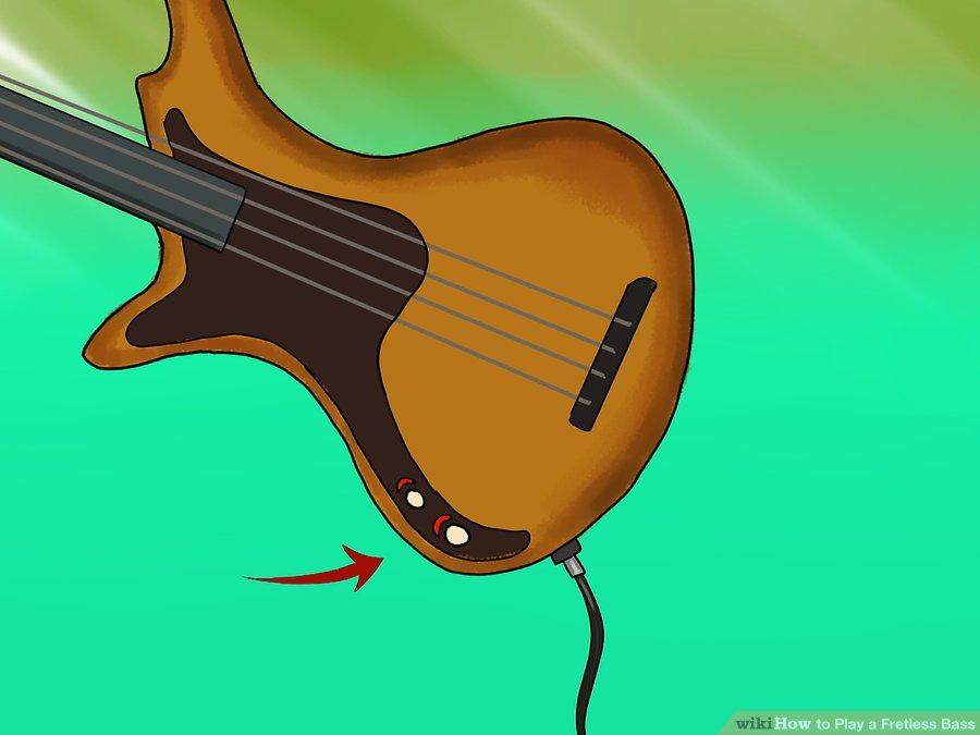 Cách chơi Guitar Bass điện không phím (Fretless Bass)