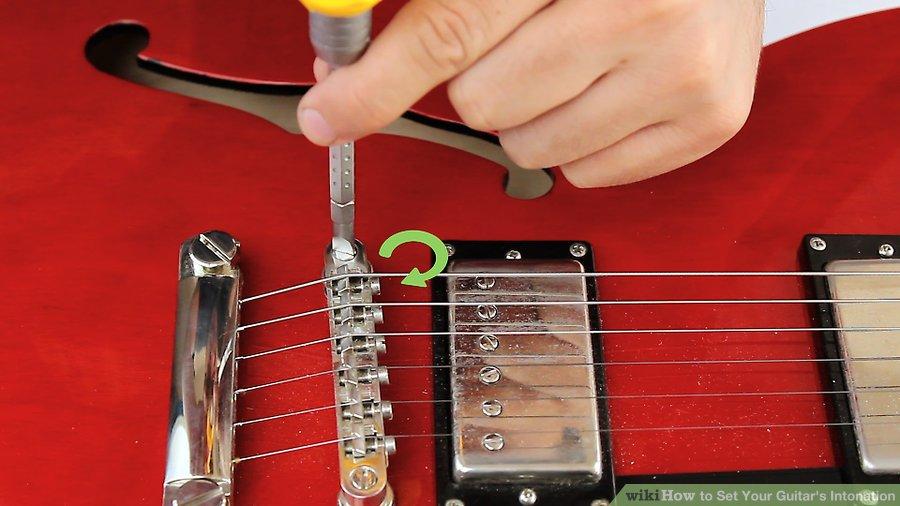 Cách điều chỉnh âm thanh chuẩn cho đàn Guitar