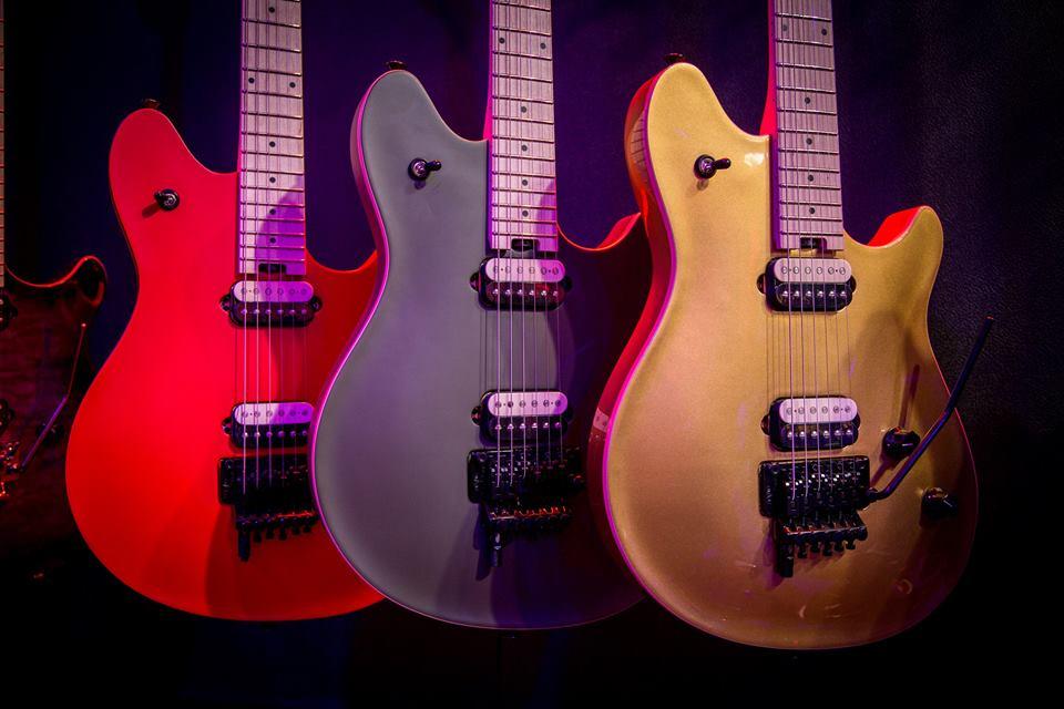Cách phân biệt đàn Guitar EVH thật và nhái