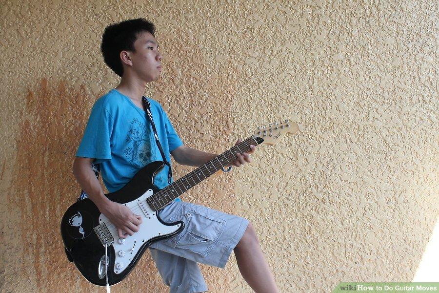 Tổng hợp các bước di chuyển khi chơi Guitar