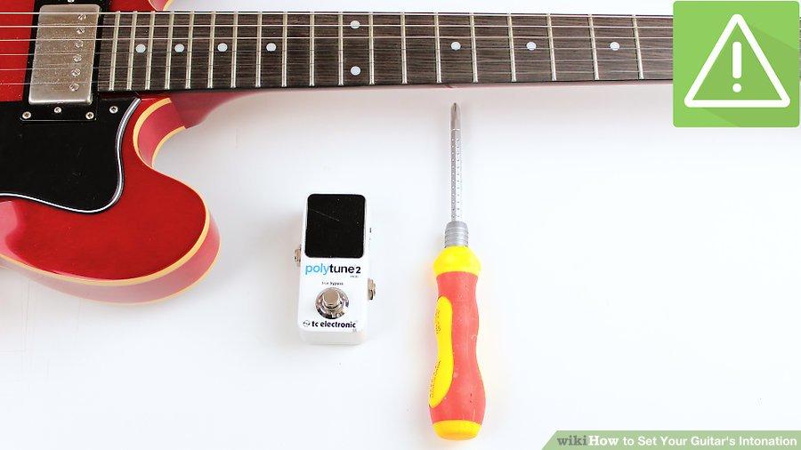 Cách điều chỉnh âm điệu đàn Guitar