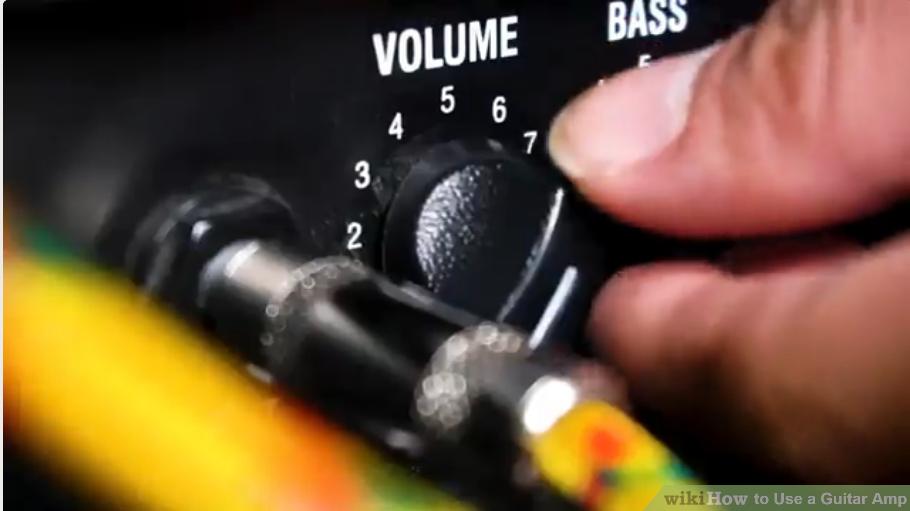 Điều chỉnh độ cân bằng (EQ) cho âm thanh của guitar